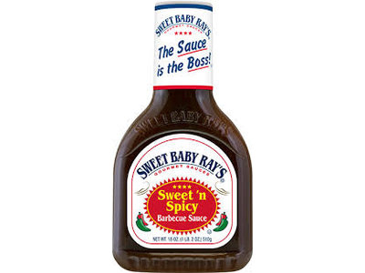 Sweet Baby Ray's Sweet Baby Ray's Sweet 'n Spicy BBQ sauce 510g