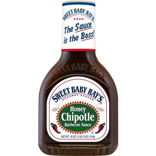 Sweet Baby Ray's Sweet Baby Ray's Honey Chipotle BBQ sauce 510g