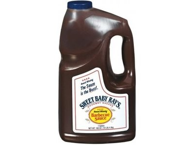Sweet Baby Ray's Sweet baby Ray's Original Barbecue sauce 4,5kg