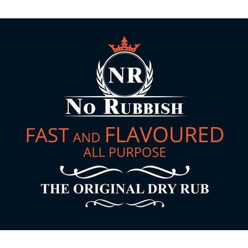 No Rubbish No Rubbish - Fast & Flavoured - 225g