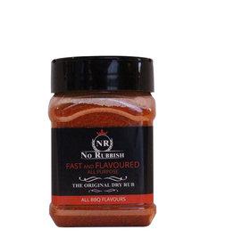 No Rubbish No Rubbish - Fast & Flavoured - 200g - No Salt