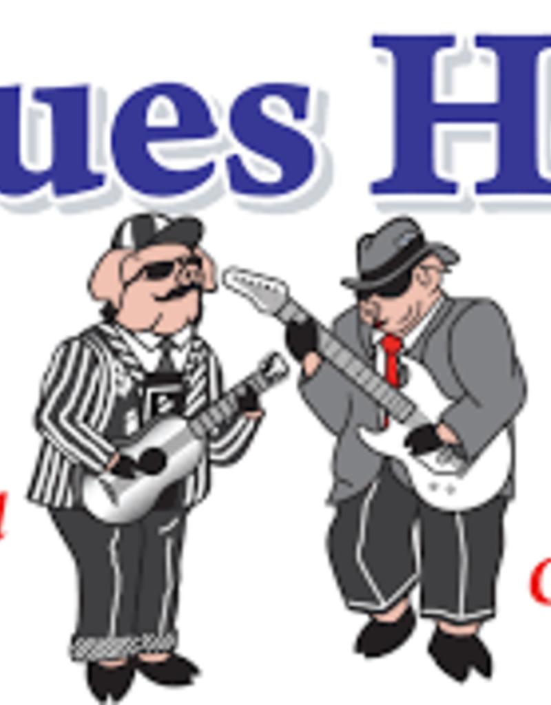 Blues Hog Blues Hog Tennessee Red Sauce 16oz (510g)