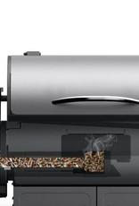 Smokey Bandit Pellet BBQ's The Eastwood insulated Pelletsmoker & grill met WiFi
