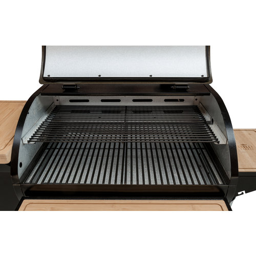 Smokey Bandit Pellet BBQ's Smokey Bandit Eastwood - extra emaille bovenrooster