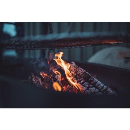 Winter kamado BBQ workshop - 5 gangen