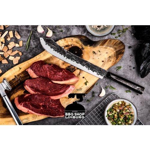 Forged Brute Forged Butcher knife / slagersmes 25 cm