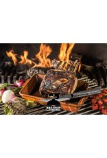 Forged Brute Forged steakmessen set 4st - 11,5cm