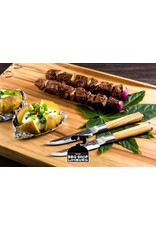 Forged Olive Forged steakmessen set 4st - 11,5cm