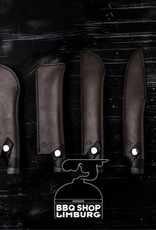 Forged Leather Forged Lederen Vleessmes Hoes