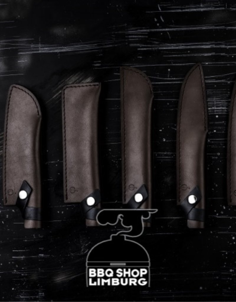 Forged Leather Forged Butcher / Slagersmes Hoes