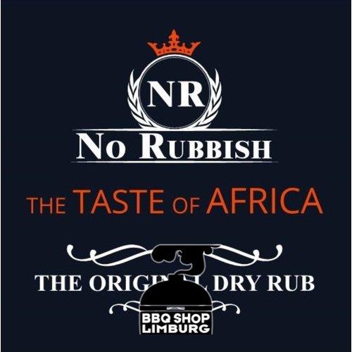 No Rubbish No Rubbish Taste rub 200g