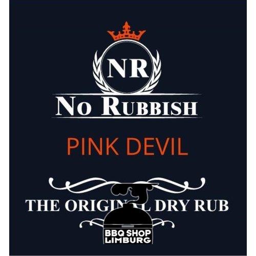 No Rubbish No Rubbish Pink Devil rub 200g