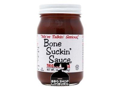 Bone Suckin' Bone Suckin' sauce Thicker Style 454g