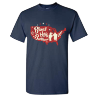 Blues Hog Nation T-shirt (XL)