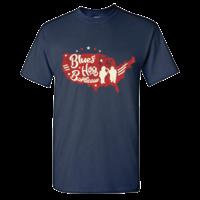 Blues Hog Nation T-shirt (L)