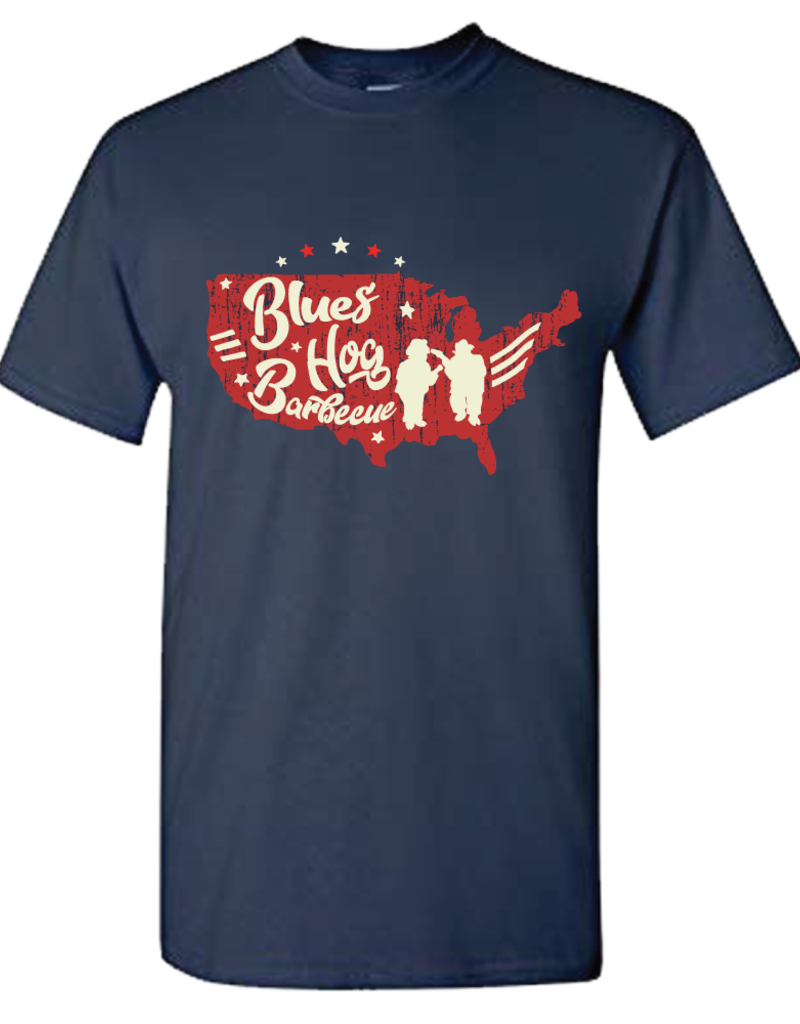 Blues Hog Blues Hog Nation T-shirt (L)