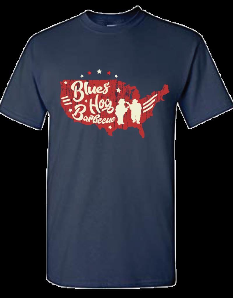 Blues Hog Blues Hog Nation T-shirt (M)