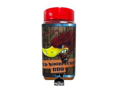 Wild Woodpecker Wild Woodpecker - all purpose BBQ rub 300g