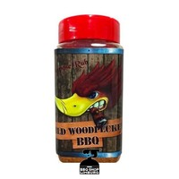 Wild Woodpecker - Wild smoke BBQ rub 250g