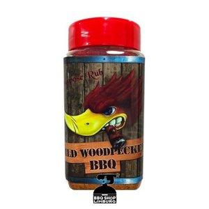 Wild Woodpecker Wild Woodpecker - Sweet&Spicy BBQ Rub - 300g
