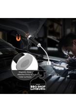 2 st BBQ LED lamp magnetisch 360º draaibaar in koffertje