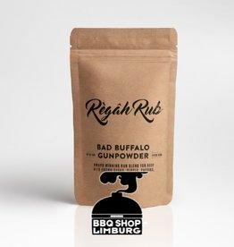 Rokende Règâhs Bad Buffalo Gunpowder 100g