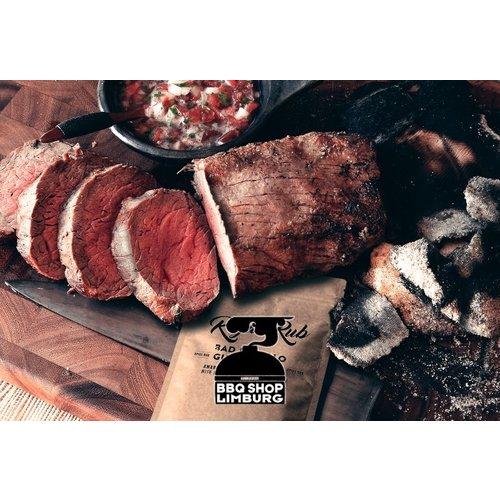 Rokende Règâhs Rokende Règâhs Bad Buffalo Gunpowder BBQ Rub 300g