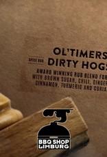 Rokende Règâhs Rokende Règâhs Ol'Timers Dirty Hogs BBQ Rub 100g