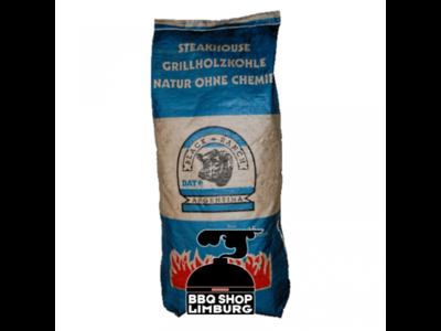 Black Ranch Black Ranch Houtskool 15 kg - Quebracho Argentinië