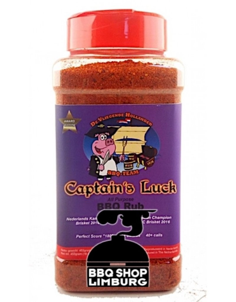 De Vliegende Hollander Captains Luck all purpose rub 453g