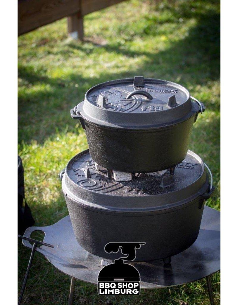 Petromax Petromax FT12 Dutch Oven - met pootjes - 10,8l