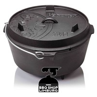Petromax FT12 Dutch Oven - met pootjes - 10,8l