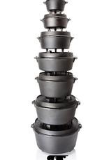 Petromax Petromax FT1 Dutch Oven - vlakke bodem - 0,93l