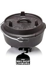 Petromax Petromax FT3 Dutch Oven - vlakke bodem - 1,6l
