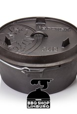 Petromax Petromax FT12 Dutch Oven - vlakke bodem - 10,8l