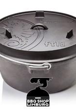 Petromax Petromax FT18 Dutch Oven - vlakke bodem - 16,1l