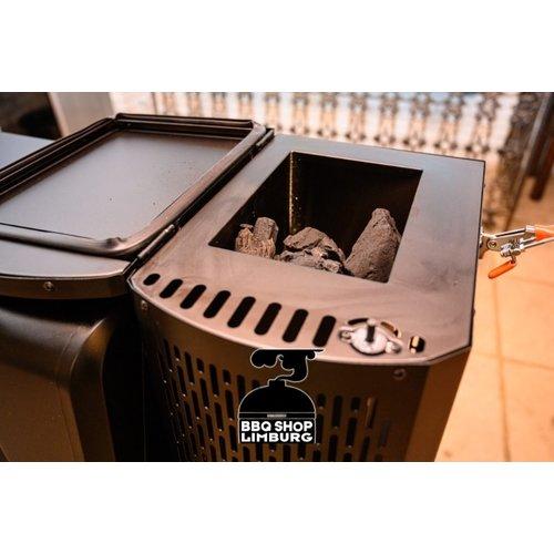 MasterBuilt Masterbuilt Gravity Series 560 gravity fed digitale houtskool grill & smoker