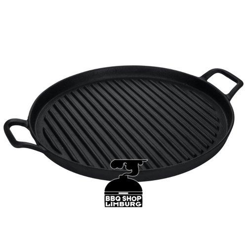 Gusta - Grillin & Chillin Gusta grill plancha gietijzer 30cm