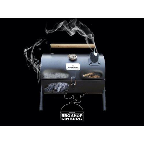 Gusta - Grillin & Chillin Gusta King Smoker - zwart - 2019 model