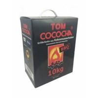 Tom Cococha 10kg kokos briketten