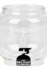 Feuerhand Feuerhand stormlantaarn 276 reserve glas helder