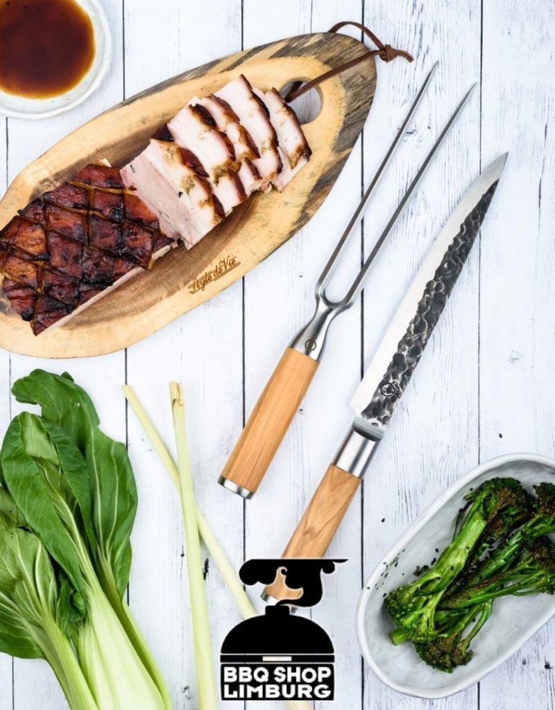 Forged Olive Forged vleesvork