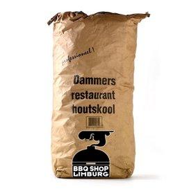 Dammers Dammers restaurant houtskool 10kg