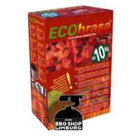 Ecobrasa - kokos briketten - cubes 10kg
