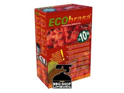 Ecobrasa Ecobrasa - kokos briketten - cubes 10kg
