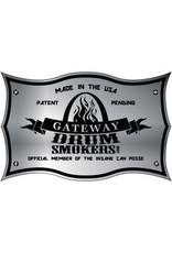 Gateway Drum Smokers Gateway Drum Smoker - Mat Rood