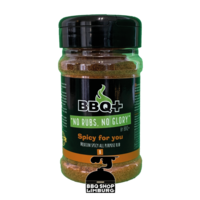 BBQ+ Spicy for you BBQ rub 200g
