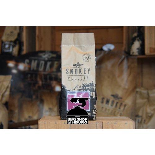 Smokey Bandit Pellet BBQ's Rookpellets wijnrank - wine wood  1kg