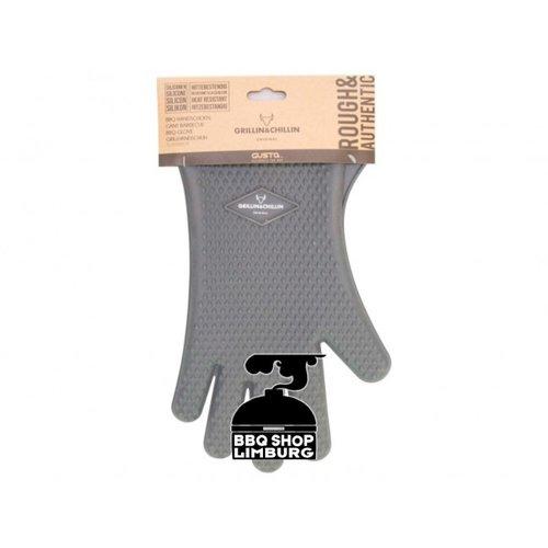 Gusta - Grillin & Chillin Gusta Silicone food handschoen