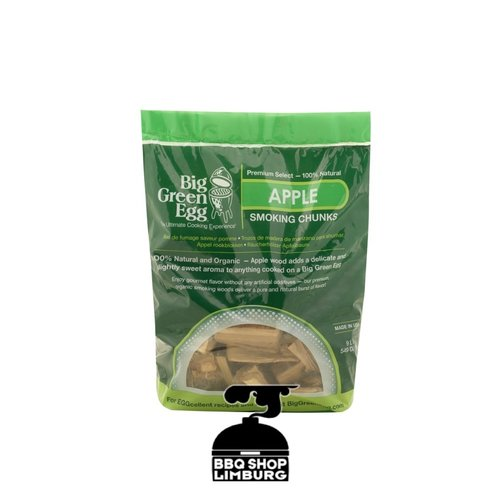 Big Green Egg Big Green Egg Wood Chunks diverse soorten
